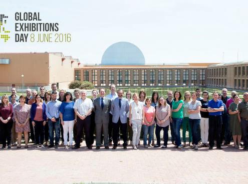 Primer Día Internacional de las Ferias (Global Exhibitions Day)