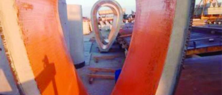 Rehabilitación de tubería de aguas residuales