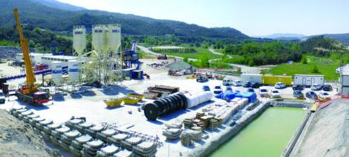 SENER participa en la interconexión eléctrica entre España y Francia