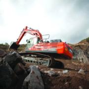Nuevas excavadoras Doosan de Fase IV para el segmento de 40 a 50 toneladas