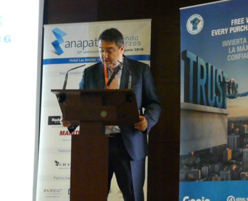 22º Convención de ANAPAT en Valencia
