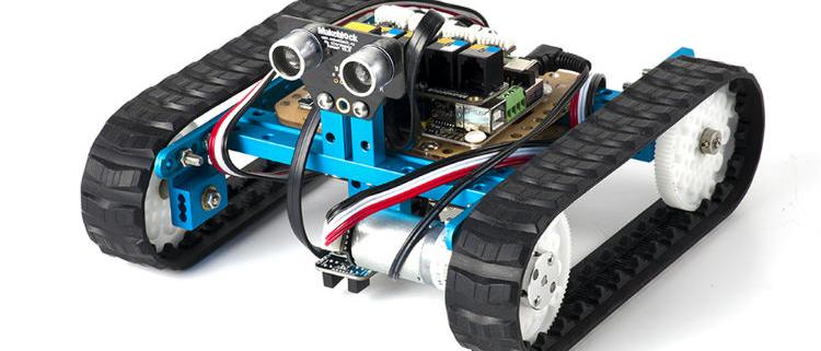 SPC y Makeblock llevan los robots a las aulas
