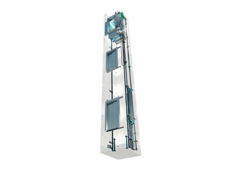 El ascensor KONE MonoSpace cumple 20 años