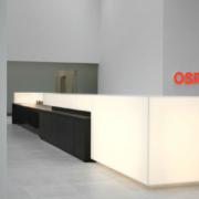 HI-MACS ilumina la sede central de OSRAM en Múnich
