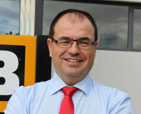 JCB nombra a José Luis Fernández como Director de Servicio Post-Venta en España