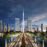 La Torre de Dubai Creek finaliza con éxito los ensayoseneltúneldeviento