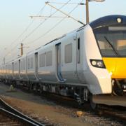 En servicio el primer Desiro City de Siemens en la red de Thameslink