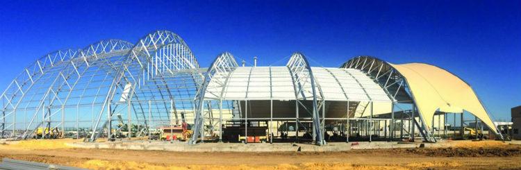 Proyecto Greenmar. Sistema de edificación rápida y alta eficiencia energética mediante energía geotérmica en arquitectura modular