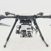 La firma navarra Technidrone presenta su nuevo modelo: Aeris Pro