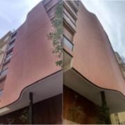 Rehabilitación del edificio Girasol en Madrid con Flexbrick