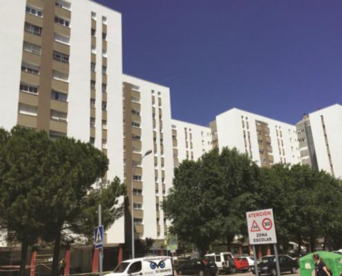 Proyecto de rehabilitación energética de Torrelago
