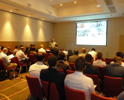 MC Spain participa en un evento internacional de la compañía en San Petersburgo