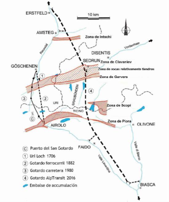 Especial Túnel San Gotardo
