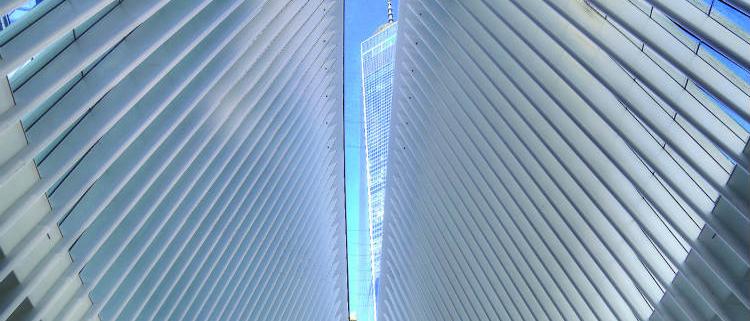 Intercambiador de Transportes del World Trade Center
