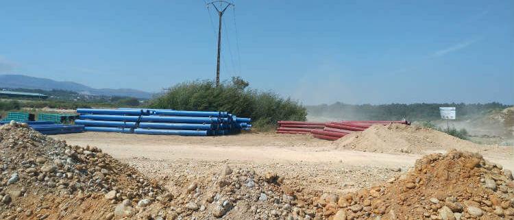Saint-Gobain PAM España dota de servicios a la Plataforma Logística Industrial Salvaterra As Neves