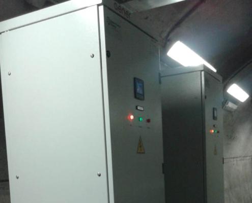 Aener Energía mejora las instalaciones eléctricas de Trenitalia
