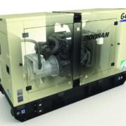 Nuevos generadores Doosan de 40 y 60 kVA conformes con la fase IIIA