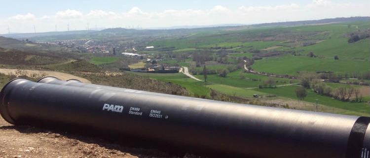 Saint-Gobain PAM España mejora el anillo de abastecimiento en Burgos