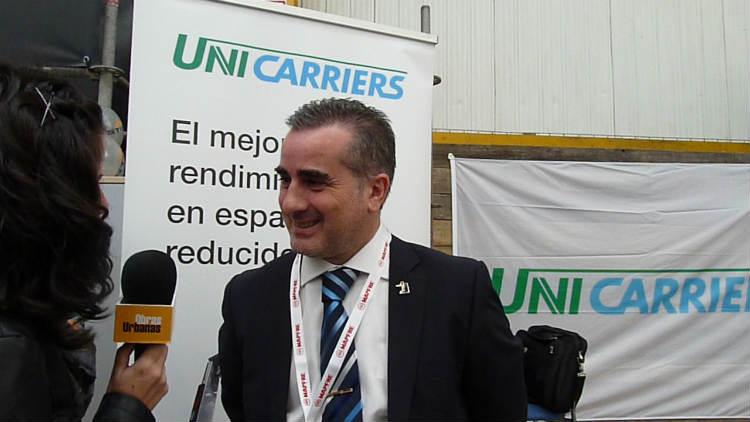 Entrevista a UniCarriers en la Primera Fiesta de la Maquinaria