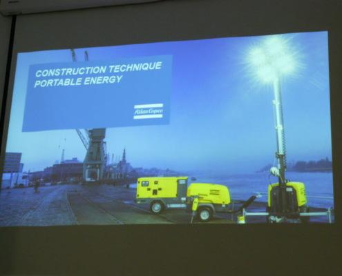 """Atlas Copco: Annual Press Day 2016 """"The best generation"""""""
