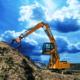 CASE presenta en BAUMA 2016 la nueva excavadora de cadenas CX290D diseñada para la manipulación de materiales