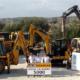 GEANCAR Maquinaria entrega su máquina 5.000 de JCB