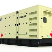 Nuevos generadores Doosan G400-IIIA y G500-IIIA