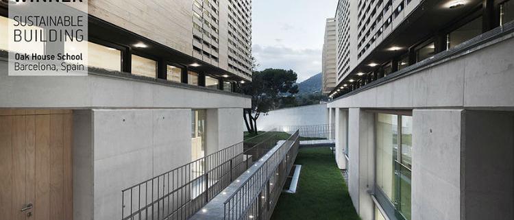 Tres estudios de arquitectura españoles brillan en el XXV Premio Obras CEMEX