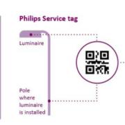 Philips Lighting presenta Service Tag para una mejor gestión del alumbrado público