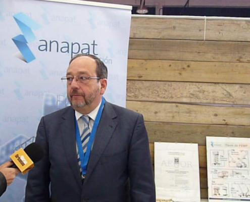 Entrevista a ANAPAT en la Primera Fiesta de la Maquinaria de GAM