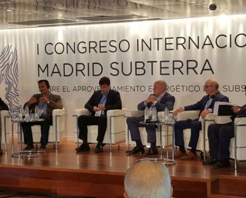 Se celebra el I Congreso Internacional de Madrid Subterra