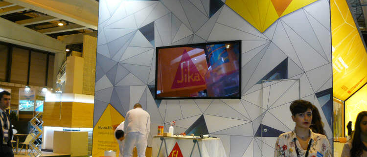 Entrevista a Sika en Construtec