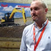 Entrevista a YANMAR en la Primera Fiesta de la Maquinaria de GAM