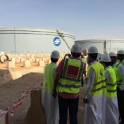Primera desaladora del mundo alimentada con energía solar en Arabia Saudí