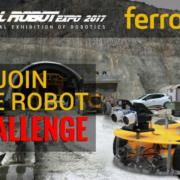 Primer Challenge Internacional de Robots Autónomos para Construcción en Global Robot Expo
