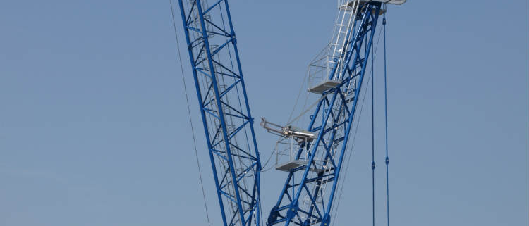 Linden Comansa expondrá una grúa LCL310 en ConExpo