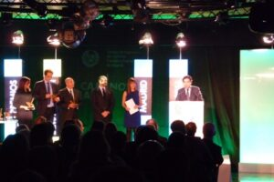 Entrega de premios del Colegio de Ingenieros de Caminos de Madrid