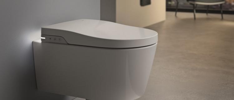 Roca lanza el inodoro inteligente In-Wash