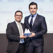 Santiago Calatrava recibe el premio Middle East Architect
