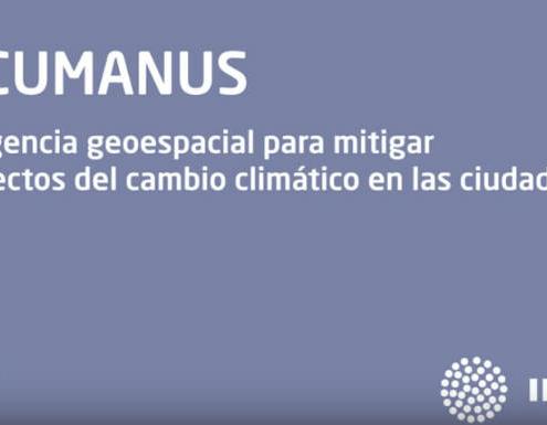 Proyecto Decumanus para mitigar los efectos del cambio climático en las ciudades