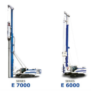 Equipos de serie ENTECO estandarizados para perforación e hincado