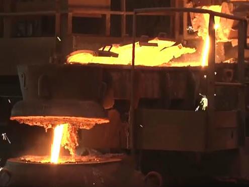 Descubre el proceso de fabricación de los tubos en fundición dúctil Saint-Gobain PAM