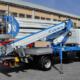 Plataforma aérea doble articulada forSte 25D – E