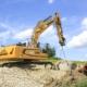 Nueva excavadora sobre cadenas R 926 de Liebherr en Baviera
