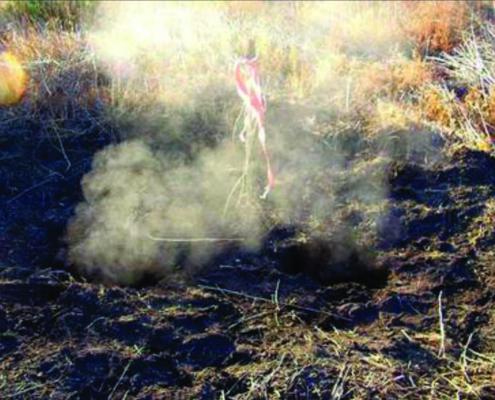 ¿Por qué son peligrosos los incendios debidos al Smouldering o combustión sin llamas?