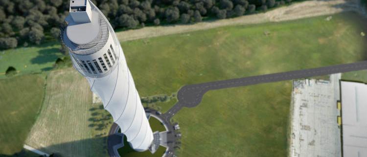 thyssenkrupp inaugura la actividad en su torre de pruebas