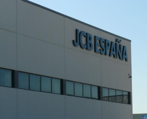 George Heining es el nuevo director comercial de JCB en España y Portugal