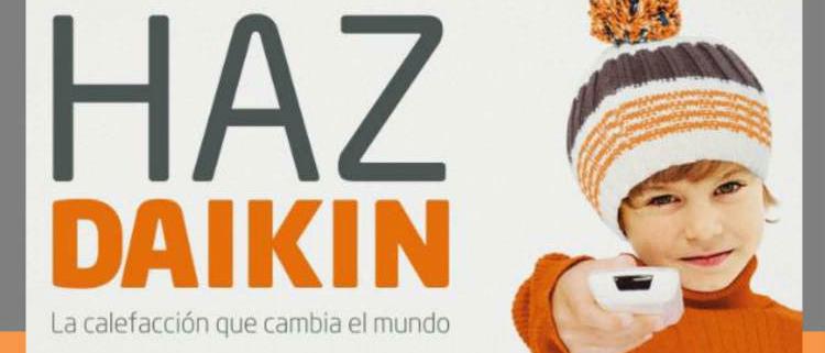 Consejos Daikin para un uso eficiente de los sistemas de climatización en invierno