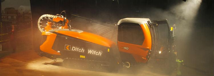 La 14ª concentración anual de Ditch Witch atrae clientes de 24 países