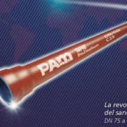 Saint-Gobain PAM España edita un catálogo de la gama TOPAZ